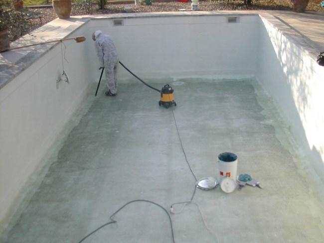 Sud resine for Forme piscine beton