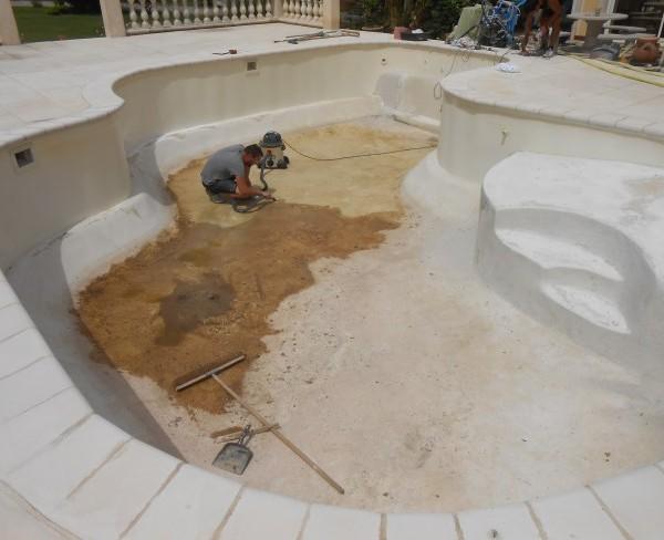 préparation du sol