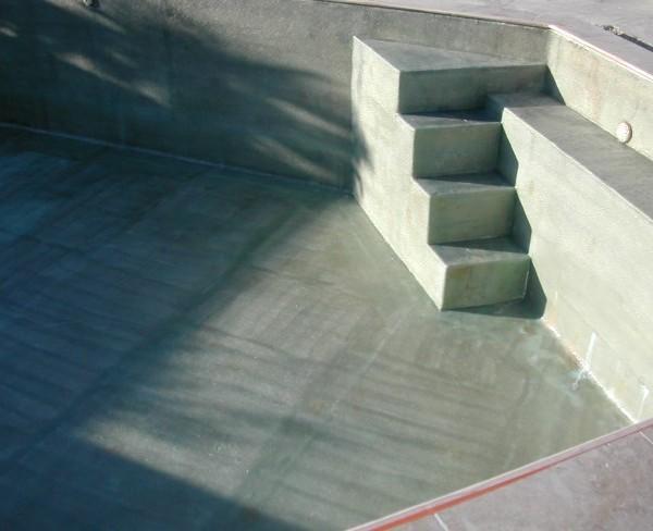 Escalier stratifié